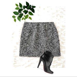 Tahari tweed skirt